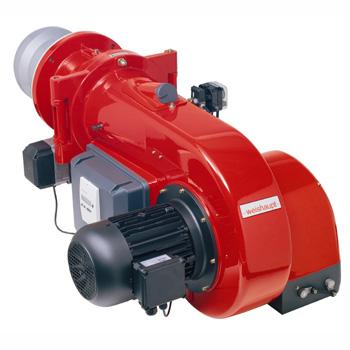 Queimadores digitais Weishaupt monarch® WM (até 11.000 kW)