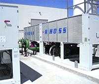 Sistemas de refrigeración y bombas de calor