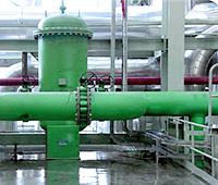 Sistemas de desgasificación