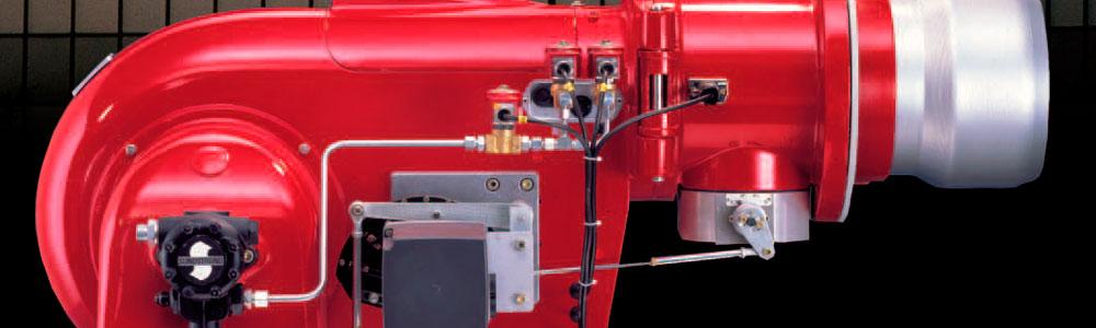 Quemadores Weishaupt de gas G y combinados gas/gasóleo GL y RGL, tamaños 5 a 11