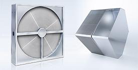 Recuperación de calor aire/aire
