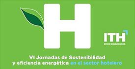 Sedical patrocina las VI Jornadas ITH de Sostenibilidad y Eficiencia Energética en el Sector Hotelero. Jornada en San Sebastián, 3 de diciembre
