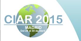 Sedical patrocina CIAR 2015, que se celebrará del 28 al 30 de abril en Madrid