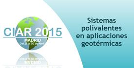 Sedical patrocina CIAR 2015, que se celebrada del 28 al 30 de abril en Madrid