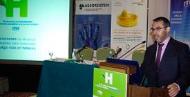 VII Jornadas de Sostenibilidad y Eficiencia Energética en el Sector Hotelero 2015, Marbella 16  de junio