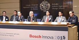 Sedical colabora en Bosch Innova 2015. Jornada en Bilbao, 28 de mayo