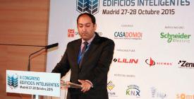El II Congreso Edificios Inteligentes reúne a más de 200 profesionales
