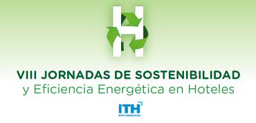 Sedical le invita a tomar parte en las VIII JORNADAS DE SOSTENIBILIDAD y Eficiencia Energética en Hoteles ITH, Lanzarote 11 de octubre