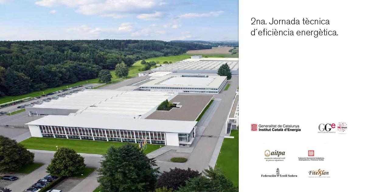 Éxito en la 2ª jornada celebrada el pasado día 1 de Junio sobre Mejora de la Eficiencia Energética en Calderas Industriales