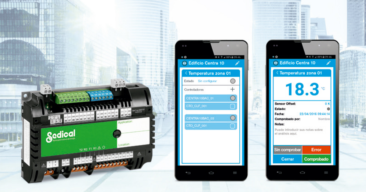 Procedimiento eu.bac de certificación de sistemas de automatización de edificios.