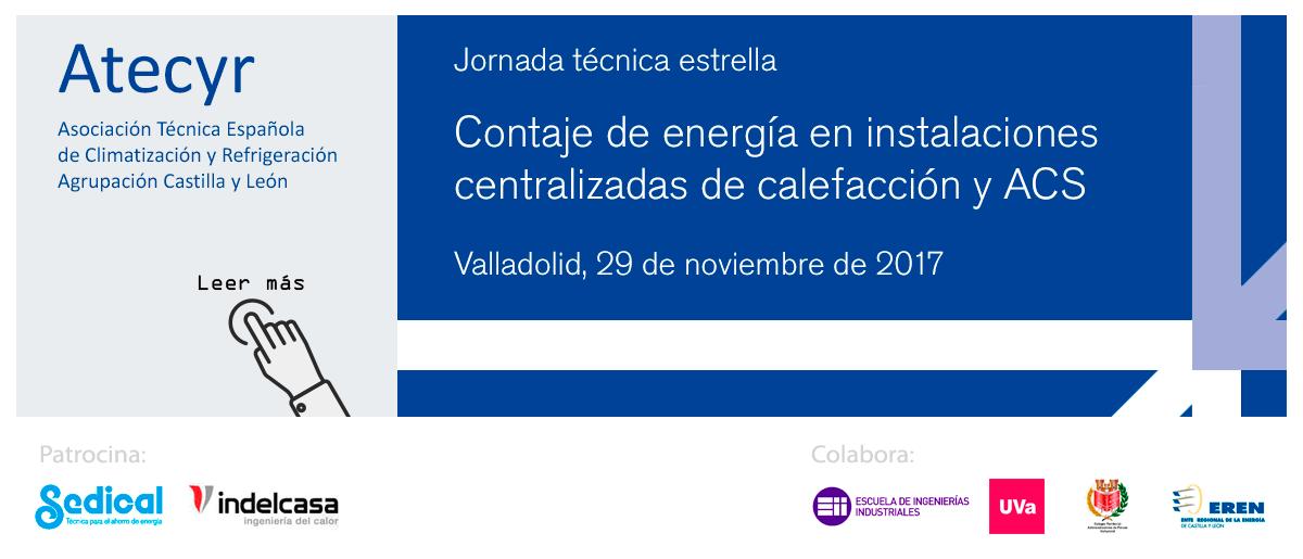 CONTAJE DE ENERGÍA EN INSTALACIONES CENTRALIZADAS DE CALEFACCIÓN Y ACS