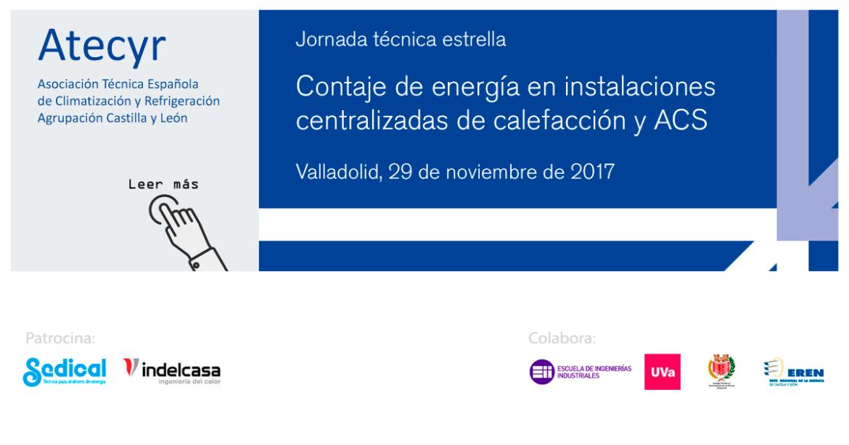 Jornada sobre Contaje de Energía en Instalaciones Centralizadas de Calefacción y ACS