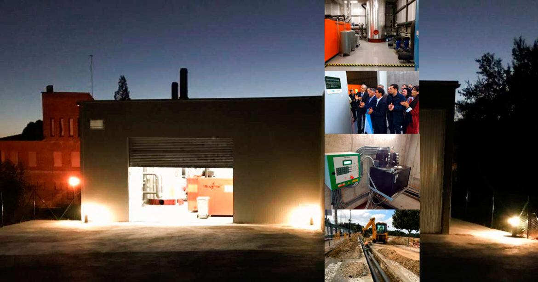 Caso de éxito: El Ayuntamiento de Silleda impulsa el uso de la biomasa a través de su red de calor