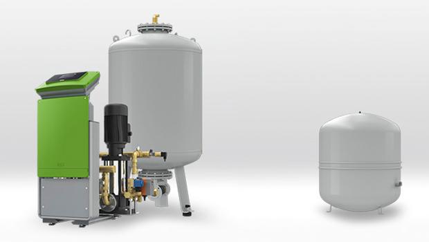 Sistemas de expansión y depósitos acumuladores e interacumuladores Sedical
