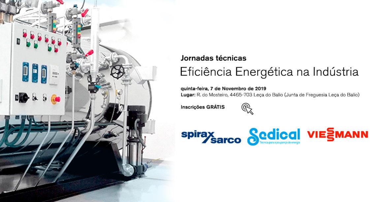 Jornadas Técnicas Eficiência Energética na Indústria